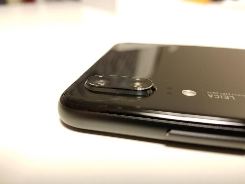 Huawei P20無印