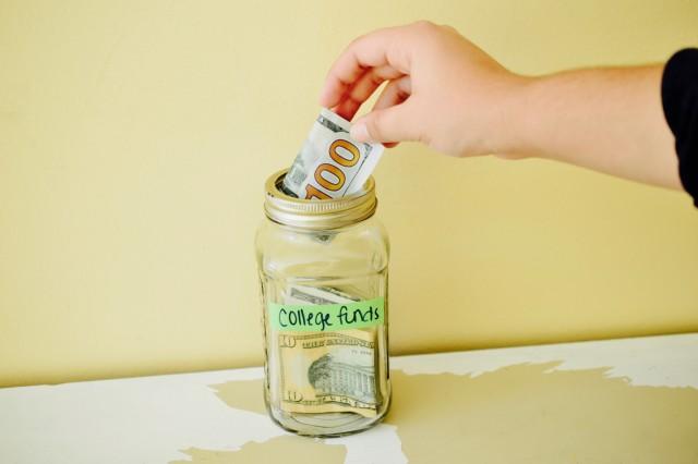 お金を貯めていこう
