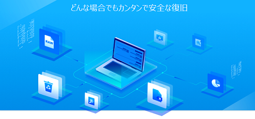 EaseUS Data Recovery Wizardインストール画面