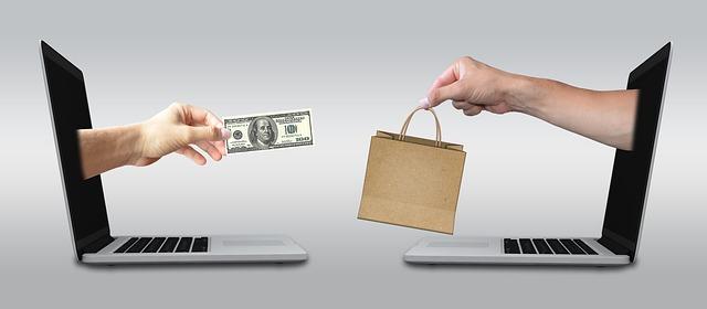 ネットショッピング(お金)