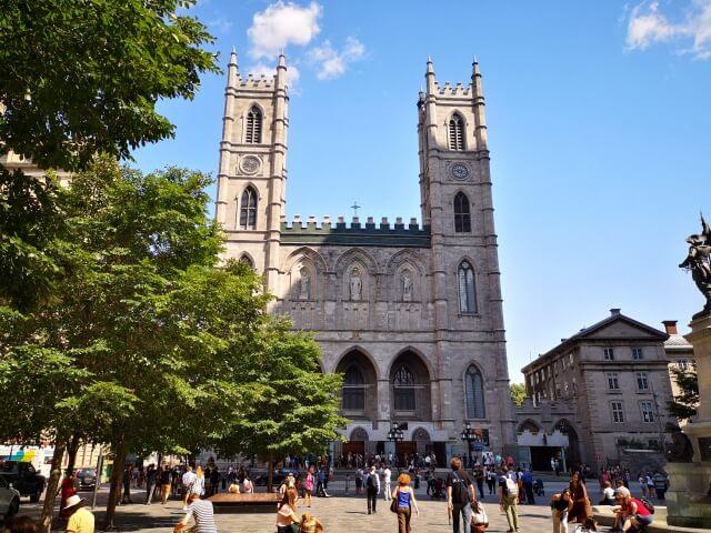 カナダの教会