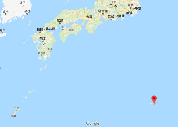 小笠原村のある場所
