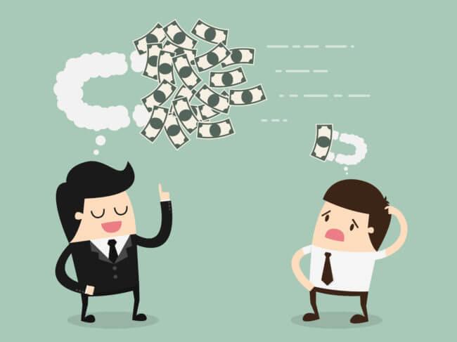 お金が集まる人との違い