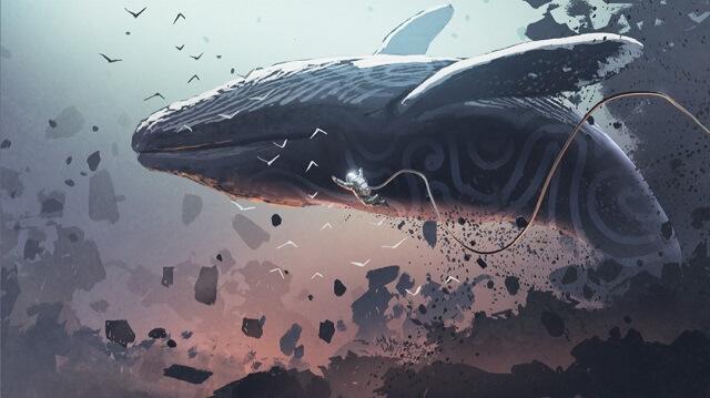 幻想的|クジラと人と崩壊